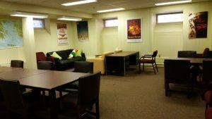 CLASSU Lounge