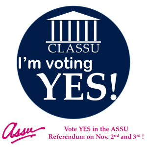 CLASSU votes YES